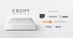 Cozify Camera Bundle (save over 50€!)
