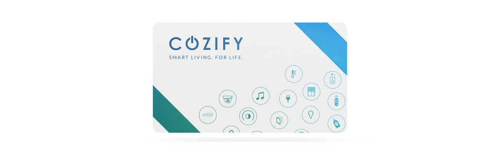 Cozify Shop Gift Card