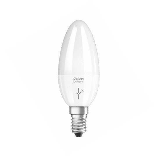 Osram Lightify E14 Smart Bulb, White