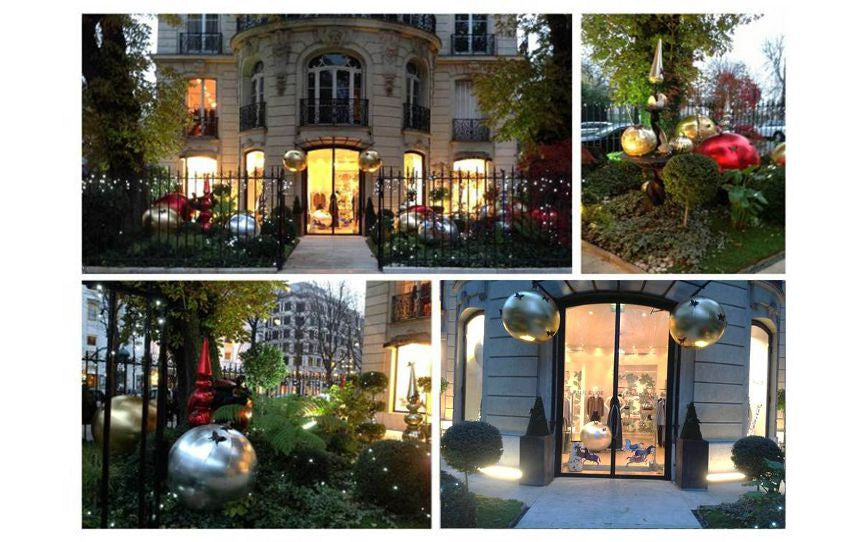 Paul & Joe Celebrates Christmas Avenue Montaigne