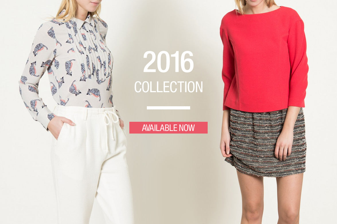 Paul & Joe 2016 Collection Available Now