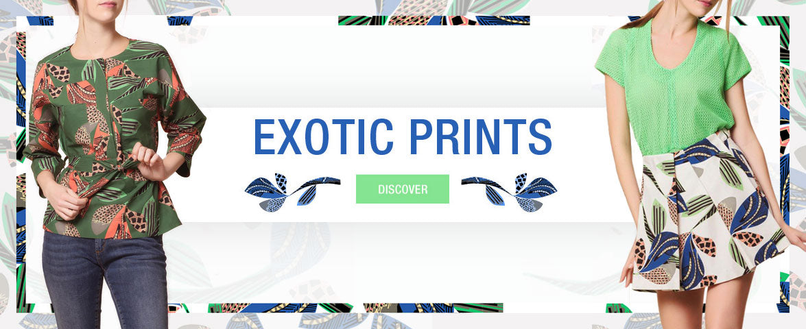 Discover Exotic Prints
