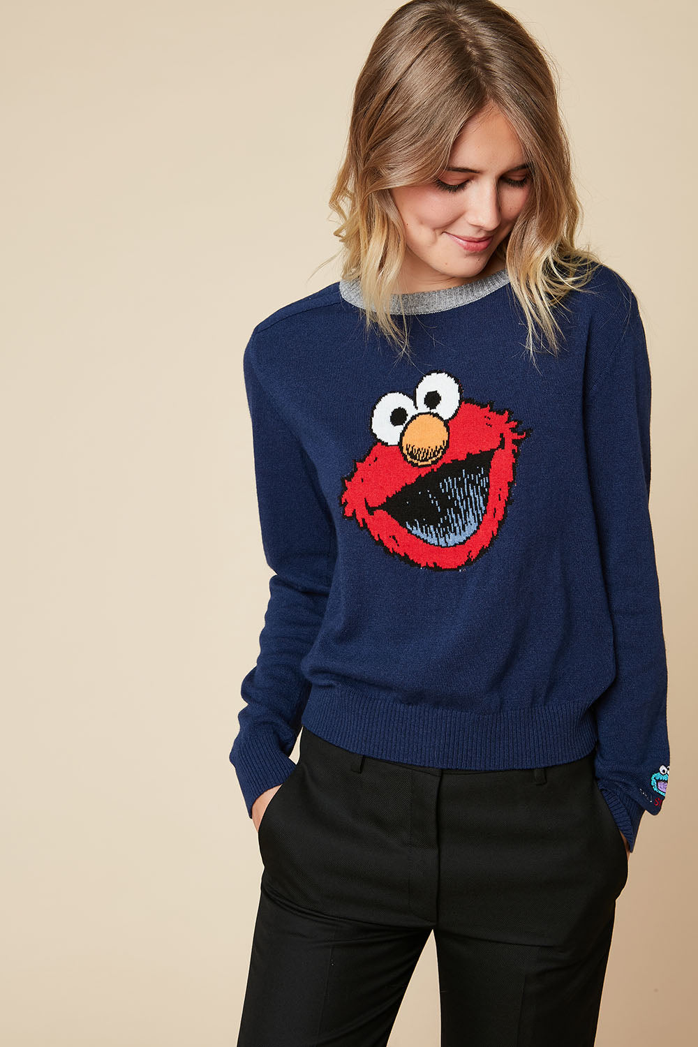 Smile Sweater-3