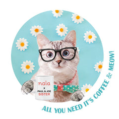 Nala Cat Coffee Tee