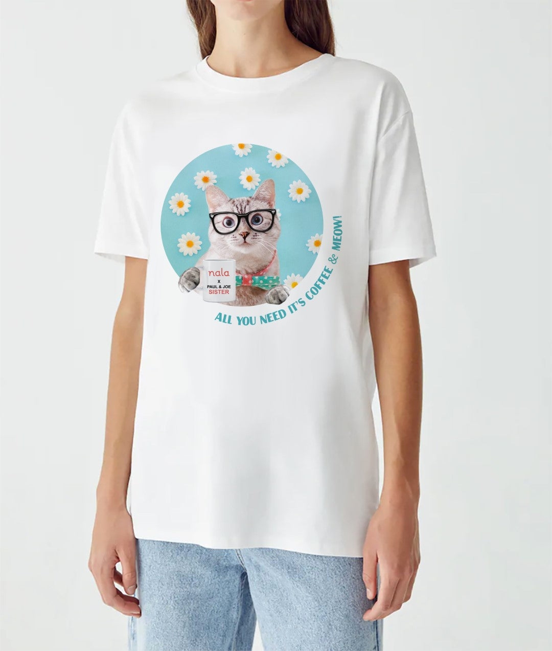 Nala Cat Coffee Tee-2