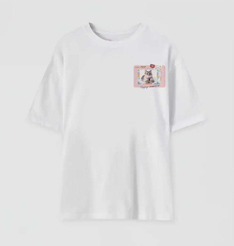 Nala Cat Happy Memories Tee
