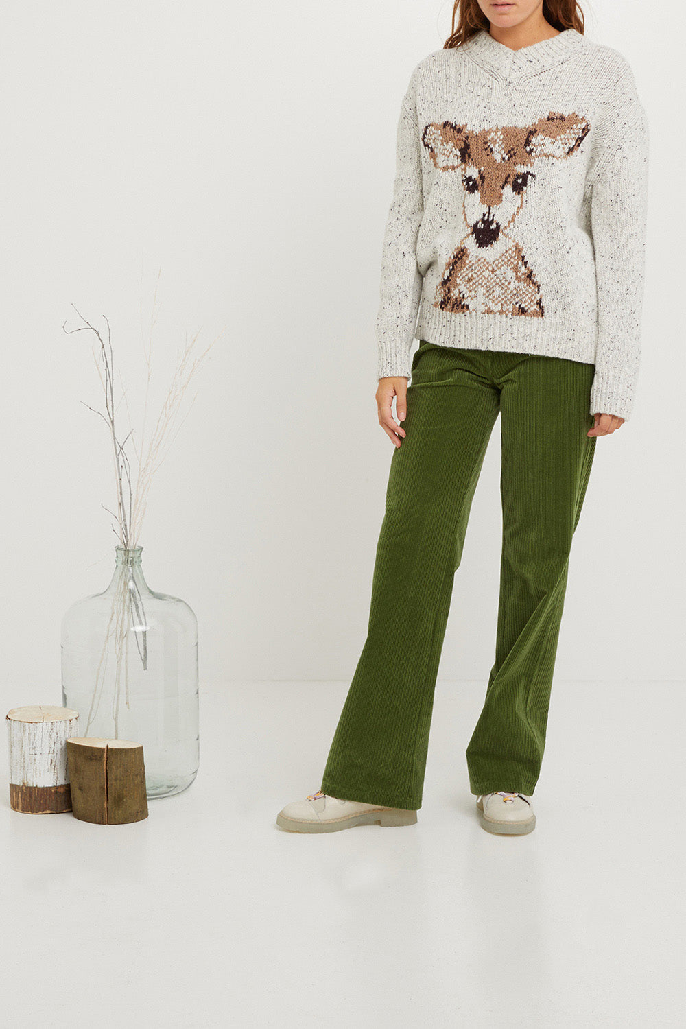 Cerbiatto Sweater-2