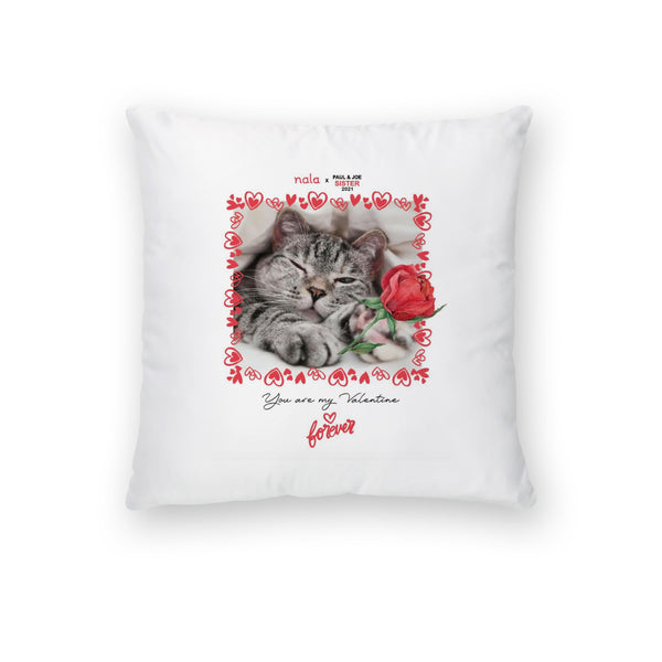 Nala Pillow Case Limited Edition You are My Valentine