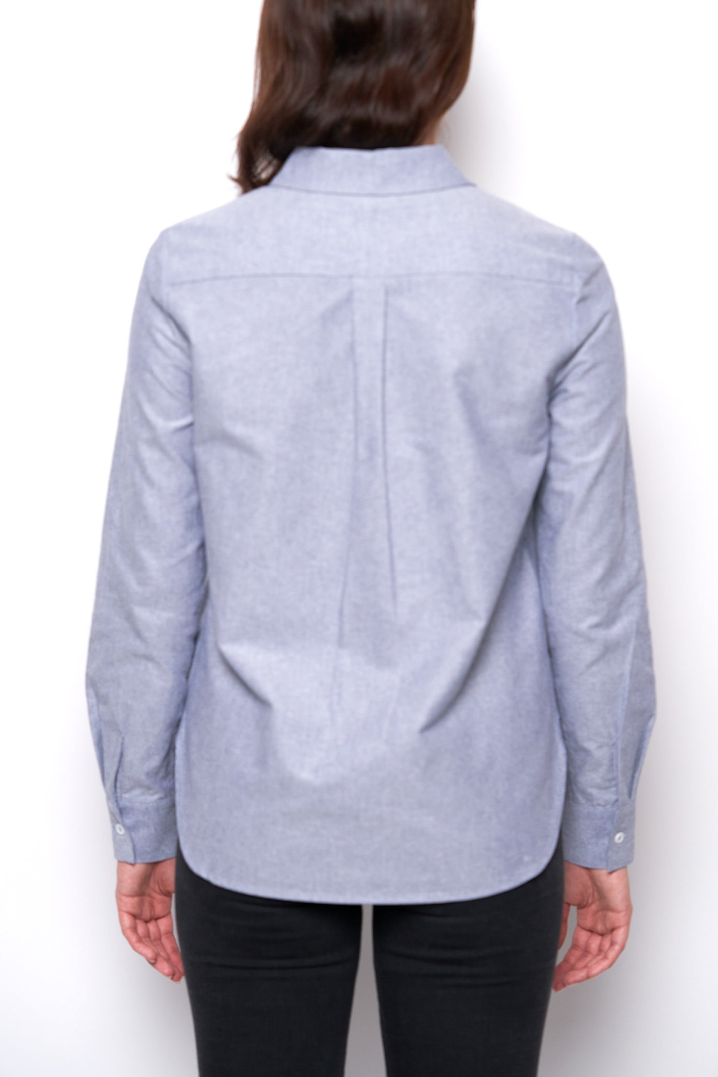 Chaperche Shirt - Blue-3