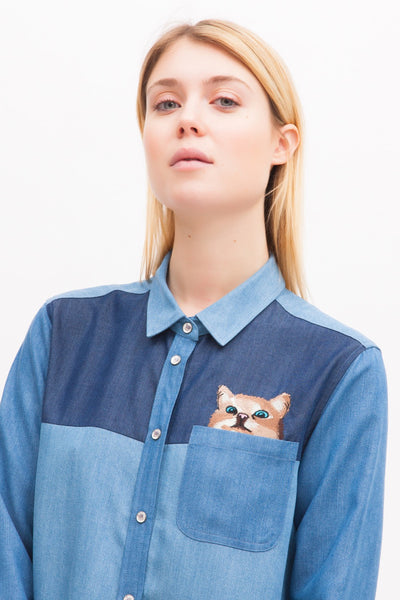Charli Denim Shirt