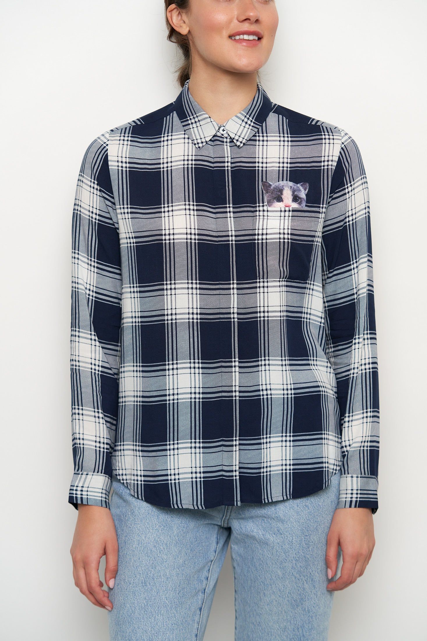 Dana Shirt - Navy