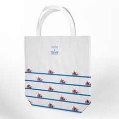 Nala Cat Peeking Tote Bag