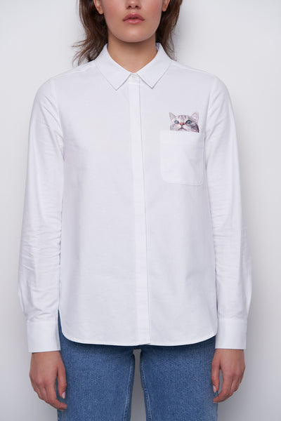 Chaperche Shirt - White