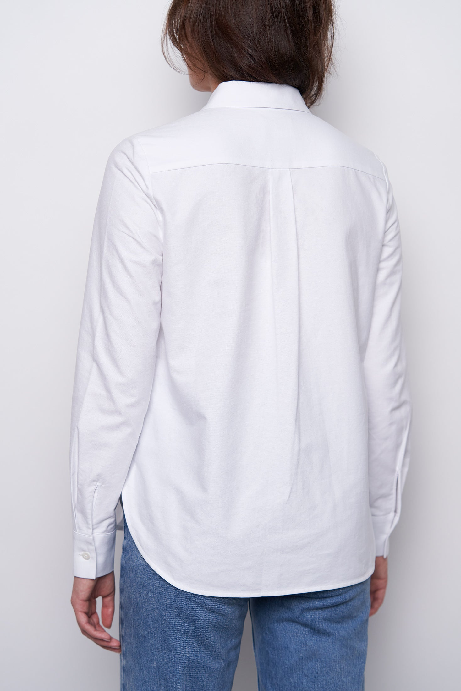 Chaperche Shirt - White-3