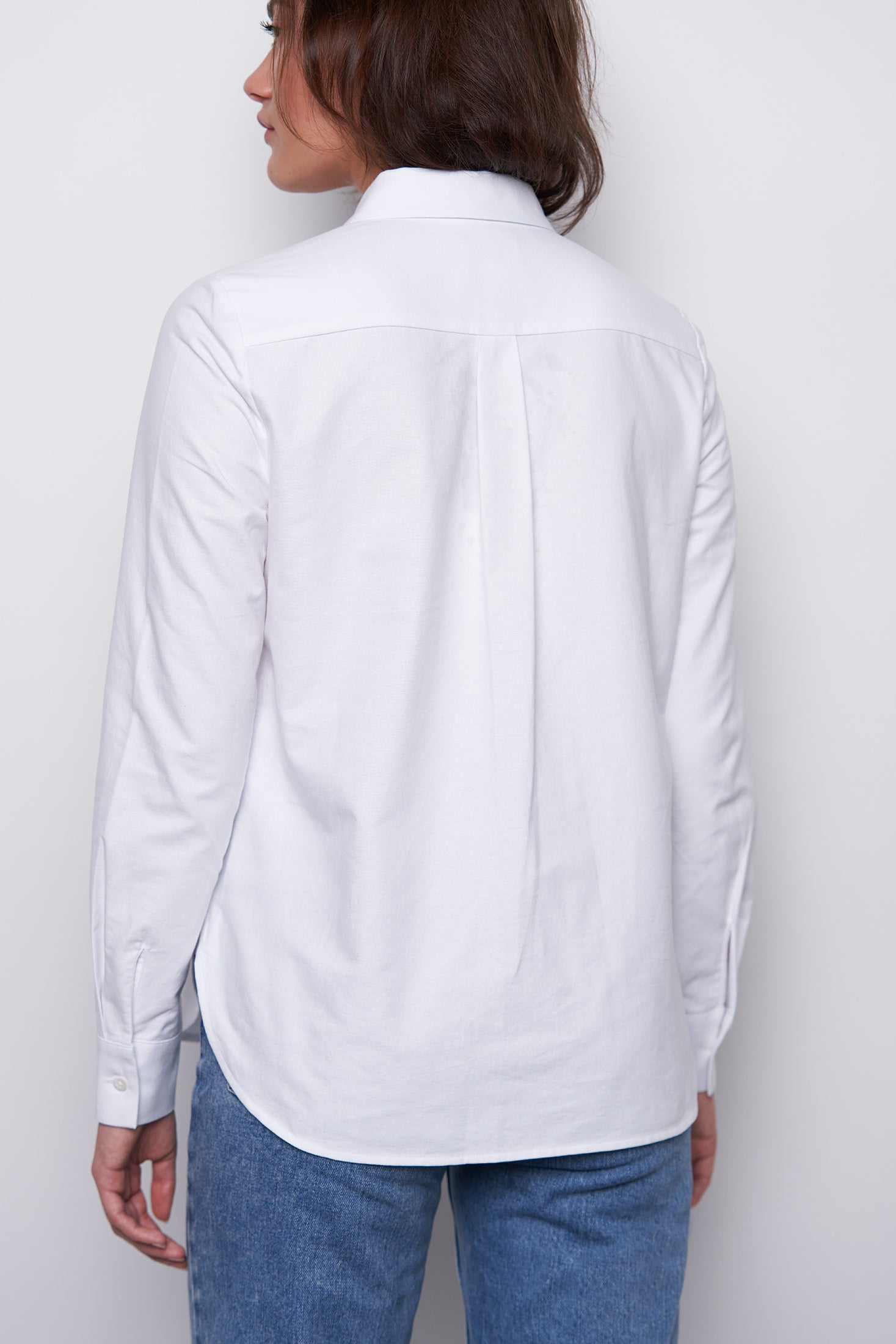 Chaperche Shirt - White-4