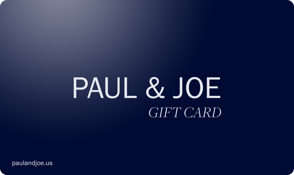 Paul & Joe Gift Card