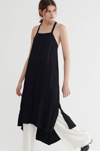 TAYLOR WASHED MODE SLIP DRESS