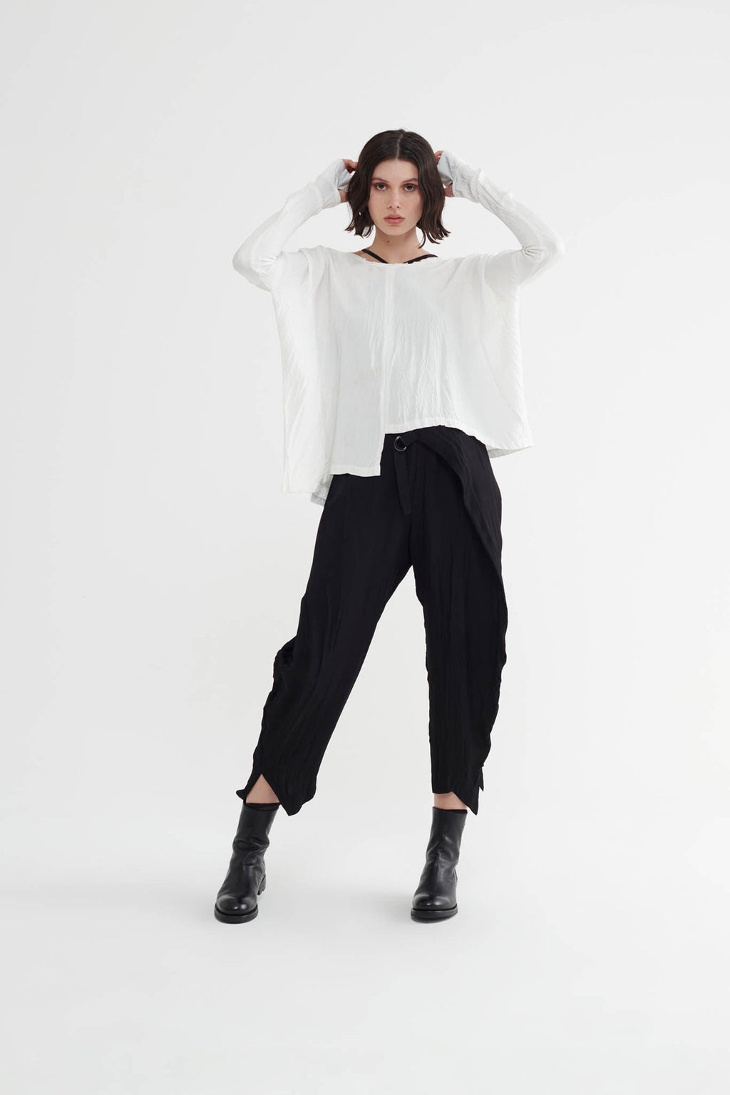 TAYLOR WASHED QUARTZ PANT AW21
