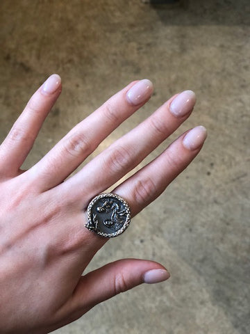 STOLEN INFINITY SOVEREIGN RING
