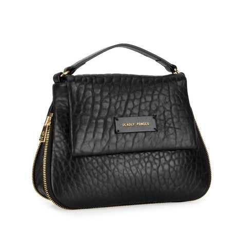 DEADLY PONIES MR CAIMAN MINI BAG