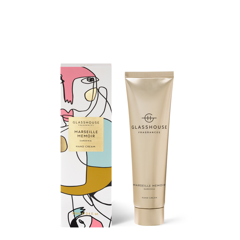 GLASSHOUSE MARSEILLE MEMOIR HAND CREAM