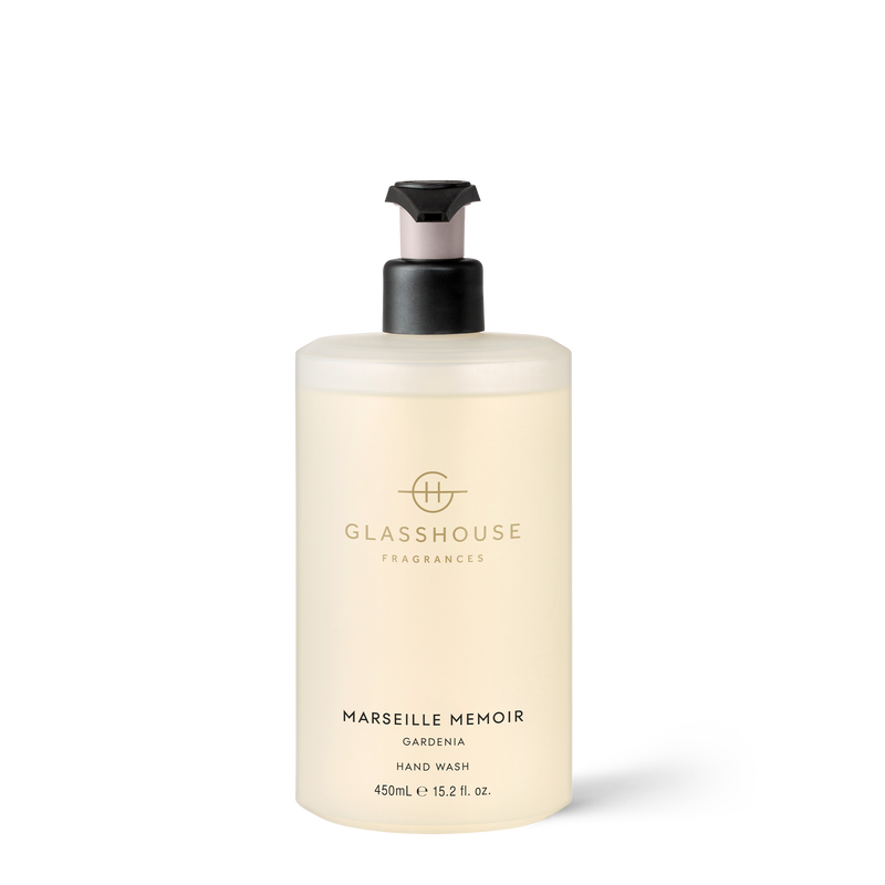 GLASSHOUSE MARSEILLE MEMOIR HAND WASH