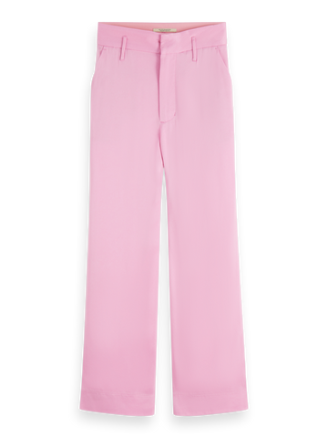 MAISON TAILORED CROPPED PANTS