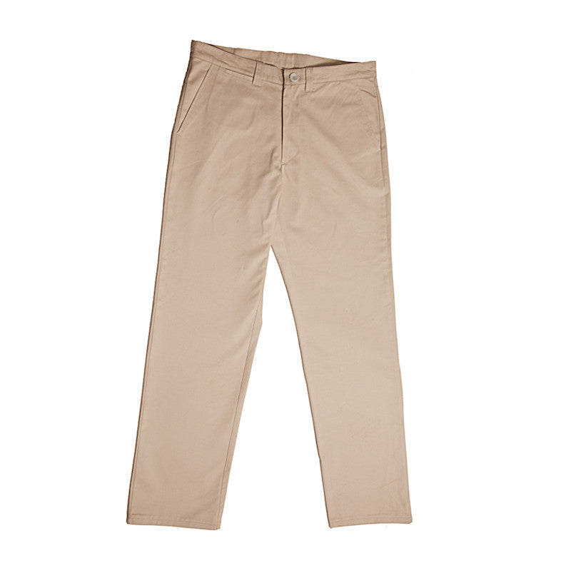 Fabulloso Men's Chino Pants Beige
