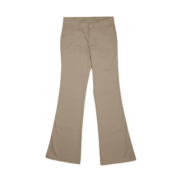 Fabulloso Beige Boot Cut Pants