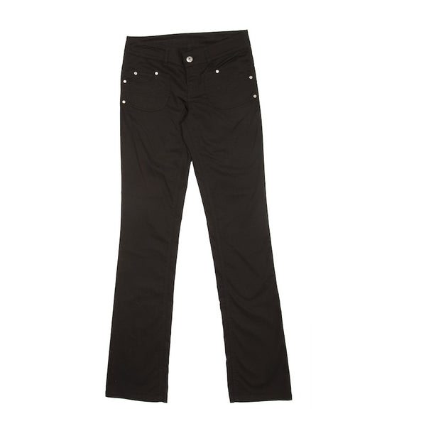 Fabulloso Women's Flared Pants Black