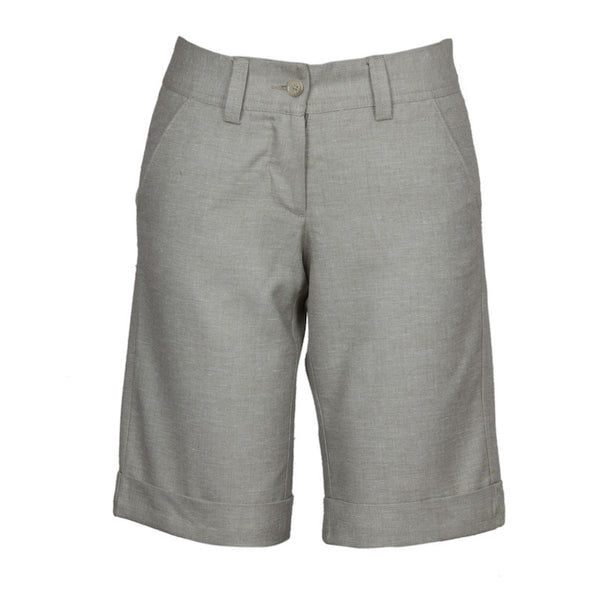 Fabulloso Long Grey Shorts