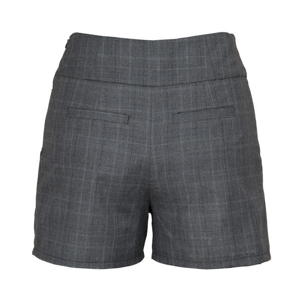 Fabulloso Shorts Charcoal Grey