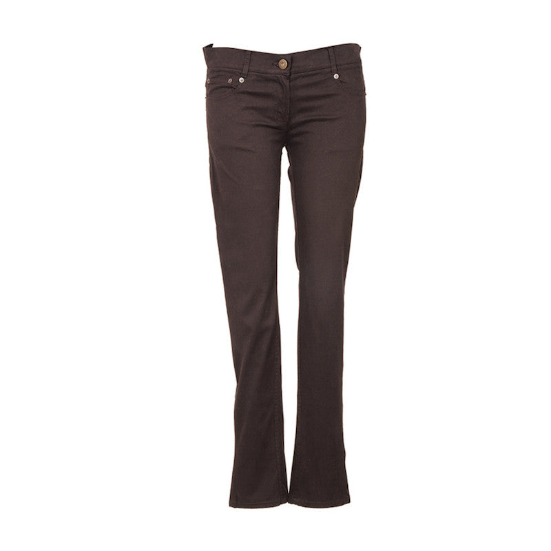 Second skin trousers Black