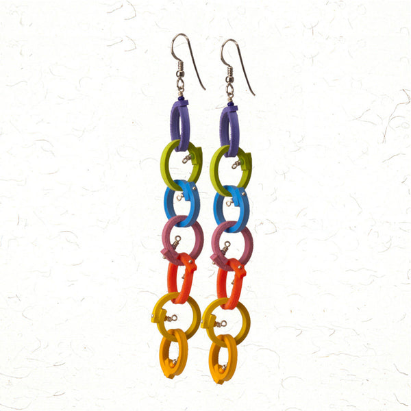 7 rivers earrings