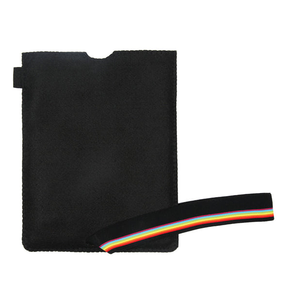 Rainbow rush iPad sleeve