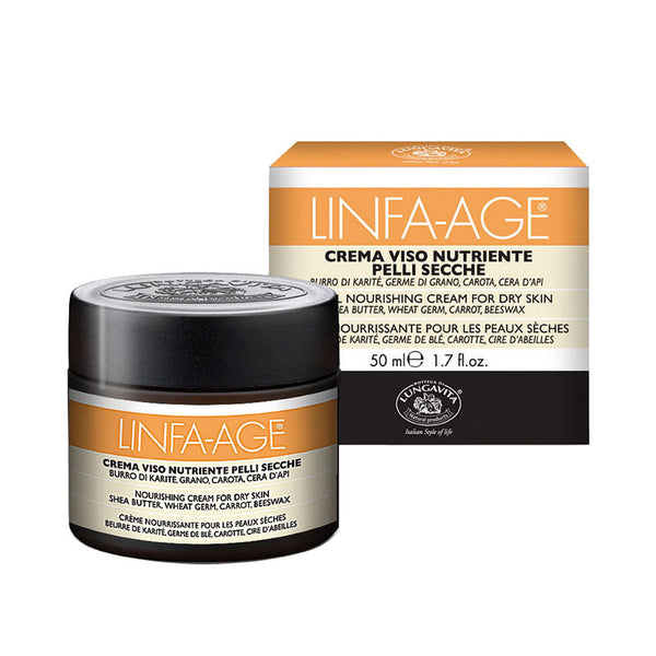 Linfa Age Nourishing Cream for Dry Skin