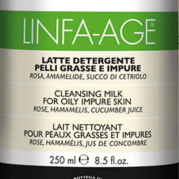 Linfa Age Cleansing Milk for Oily Skin