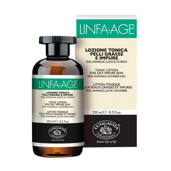 Linfa Age Tonic Lotion for Oily Skin