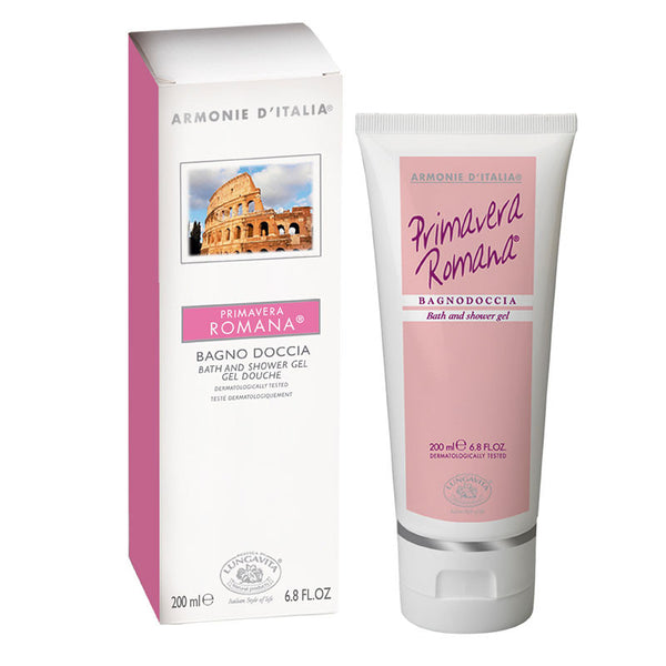 Romana Spring Delicate & Feminine Bath and Shower Gel