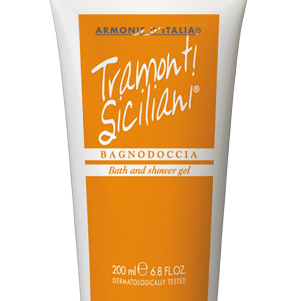 Siciliani Sunset Fresh & Lively Bath & Shower Gel