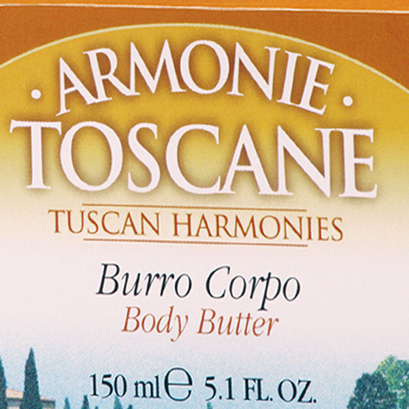 Tuscan Harmonies Body Butter