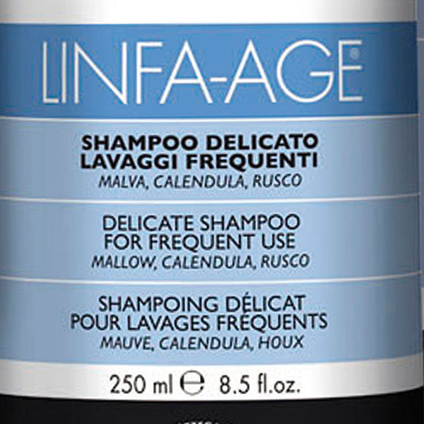 Linfa Age Shampoo For Frequent Use