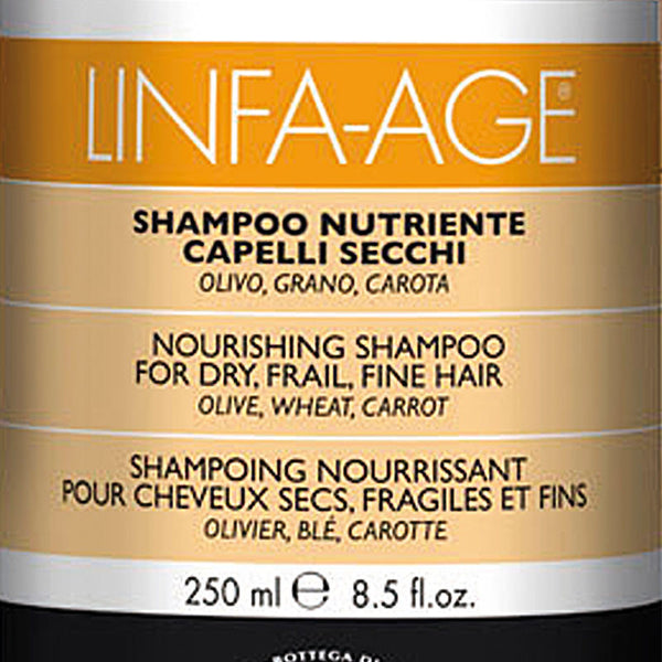 Linfa Age Shampoo For Dry Hair