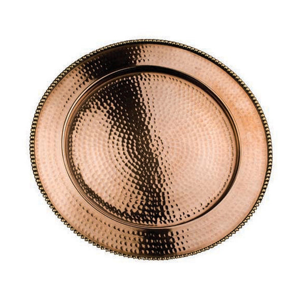 Copper Chic Beeding Plate
