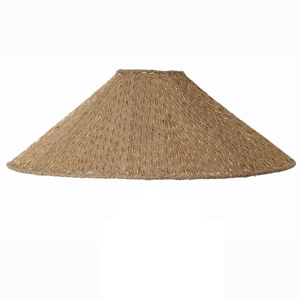 Hat lampshade