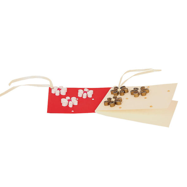 Say it with flowers gift tag set