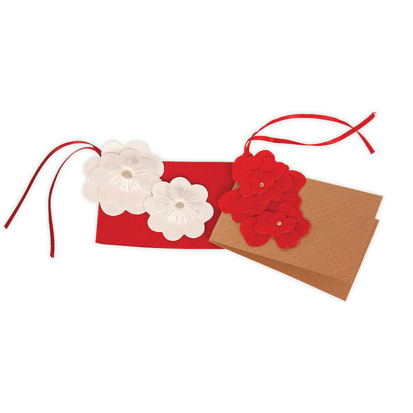 Send me flowers gift tag set