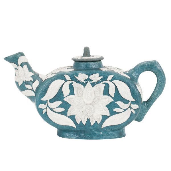 Lotus flower kettle