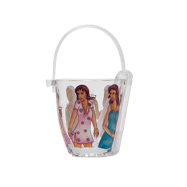 Naughty Girls Ice Bucket