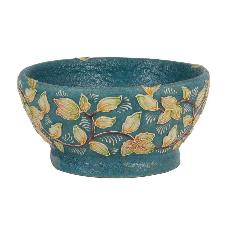 Blue beauty bowl